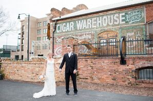 Morgan and Ryan's Old Cigar Warehouse Celebration