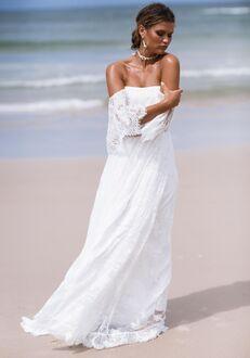 Grace Loves Lace Florence Ivory A-Line Wedding Dress