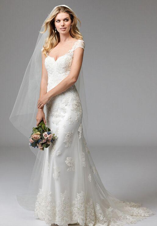 Wtoo Brides Charley 17717 Sheath Wedding Dress