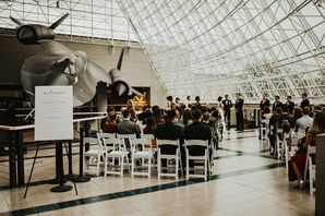 Modern Ceremony at Strategic Air Command & Aerospace Museum