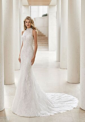 Rosa Clara Couture SAMANTA Mermaid Wedding Dress