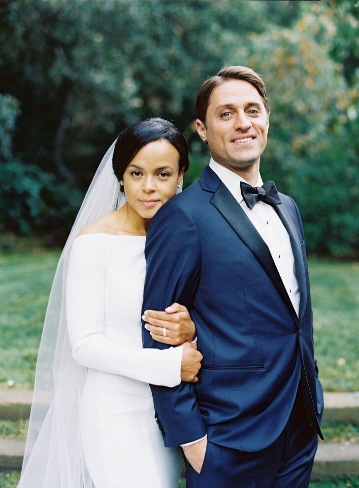 Bride and Groom Portraits at Napa Valley Wedding
