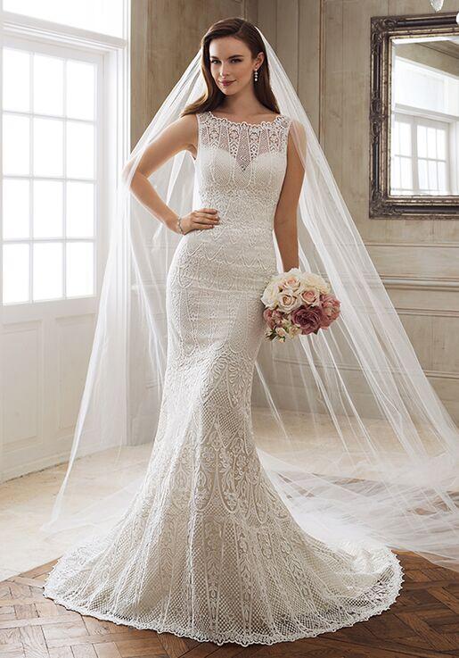 Sophia Tolli Y11869 Phone Mermaid Wedding Dress