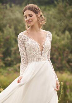 Lillian West 66135 A-Line Wedding Dress