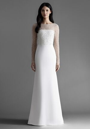 Allison Webb Alexa Sheath Wedding Dress