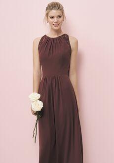 JASMINE P196052 Bateau Bridesmaid Dress