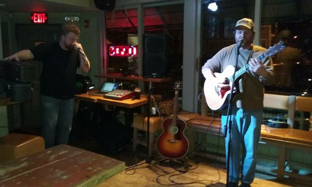 Open Mic, The Jetty, Brant Rock