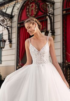 Aire Barcelona INVER A-Line Wedding Dress