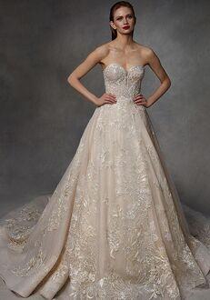 Badgley Mischka Bride Dani A-Line Wedding Dress