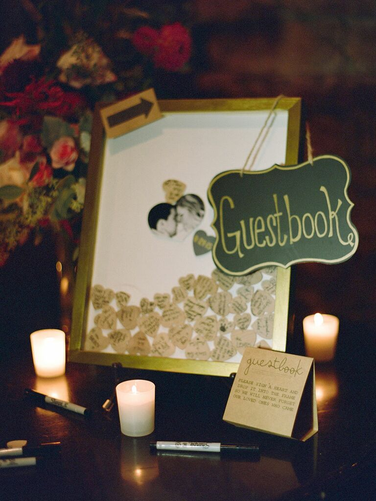 Interactive Wedding Ideas