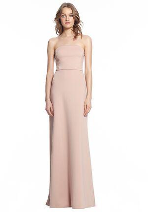 Monique Lhuillier Bridesmaids 450497 Strapless Bridesmaid Dress