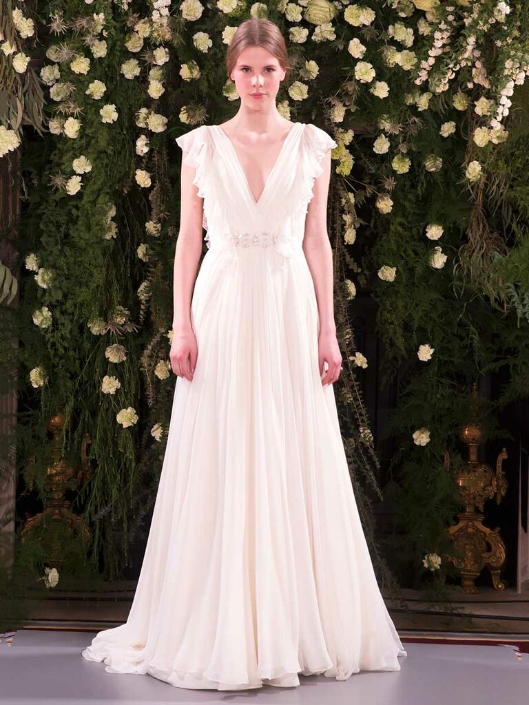 Jenny Packham Spring 2019 Collection: Bridal Fashion Week Photos