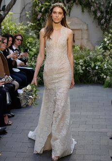 Monique Lhuillier Paloma Mermaid Wedding Dress