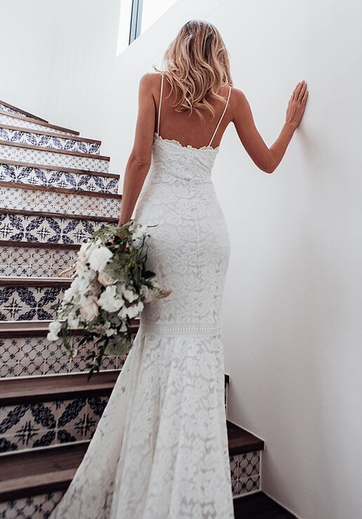 Grace Loves Lace Hart Mermaid Wedding Dress