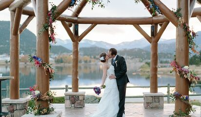 The Estes Park Resort Reception Venues Estes Park Co