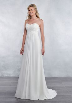 Mary's Bridal MB1027 A-Line Wedding Dress