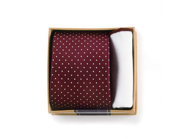 The Tie Bar tie box gift set