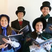 Santa Monica, CA Christmas Carolers | The Other Reindeer Carolers