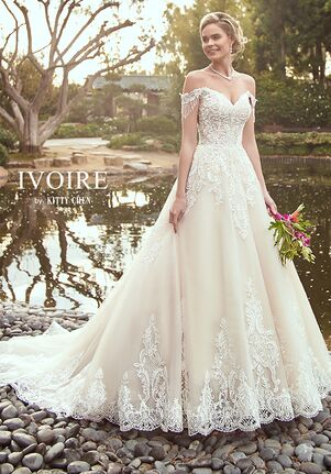 IVOIRE by KITTY CHEN MANDY, V2001 Ball Gown Wedding Dress
