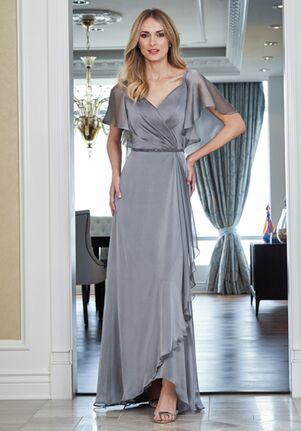 Jade Mother of the Bride by Jasmine J215055 Silver Mother Of The Bride Dress