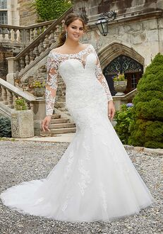 Morilee by Madeline Gardner/Julietta Sasha 3285 Mermaid Wedding Dress