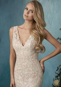 Jasmine Collection F191052 Mermaid Wedding Dress