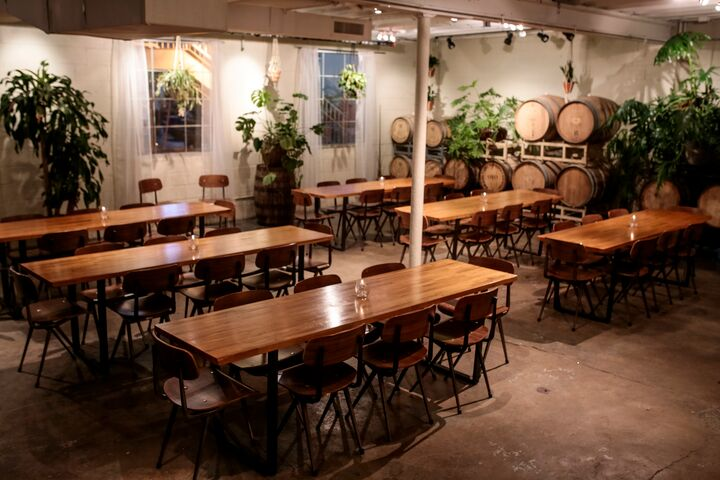 Seventh Son Brewery Rehearsal Dinners Bridal Showers
