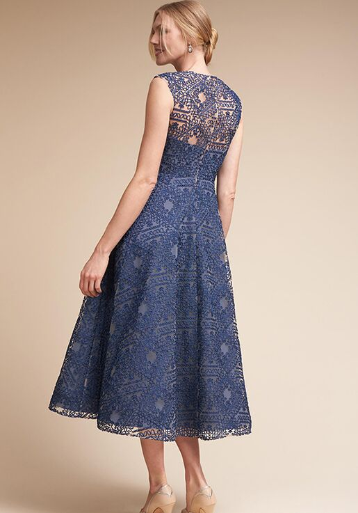 BHLDN (Mother of the Bride) Presley Dress Champagne Mother Of The Bride Dress