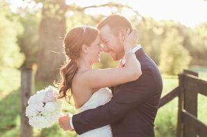 Rockville, Virginia Wedding Portrait