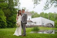 For their early-summer wedding in Chesterfield, Michigan, Maria Manore (33 and a kindergarten teacher and a blogger) and Robert Gavin's (31 and a lawy