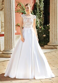 Sincerity Bridal 44202 Ball Gown Wedding Dress