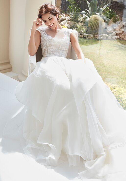 2583eaa7b8f4 Alessandra Rinaudo Collection LIBBY AR 2018 A-Line Wedding Dress