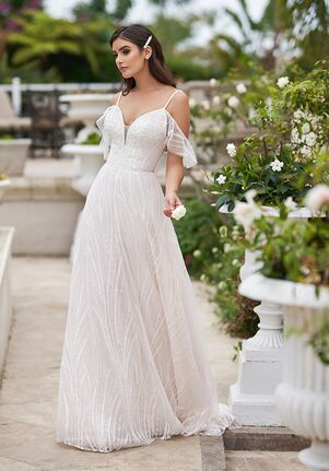 Simply Val Stefani SUNSET A-Line Wedding Dress