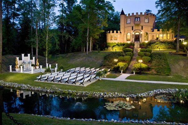 Louisiana Castle Franklinton La