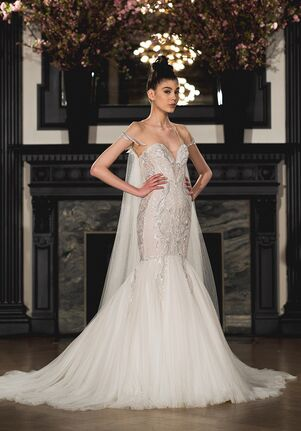 Ines Di Santo Mia Mermaid Wedding Dress