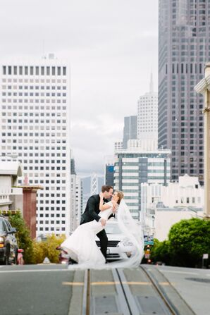 Classic, Elegant San Francisco Wedding