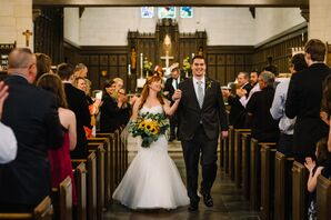 Formal Church Ceremony Recessional