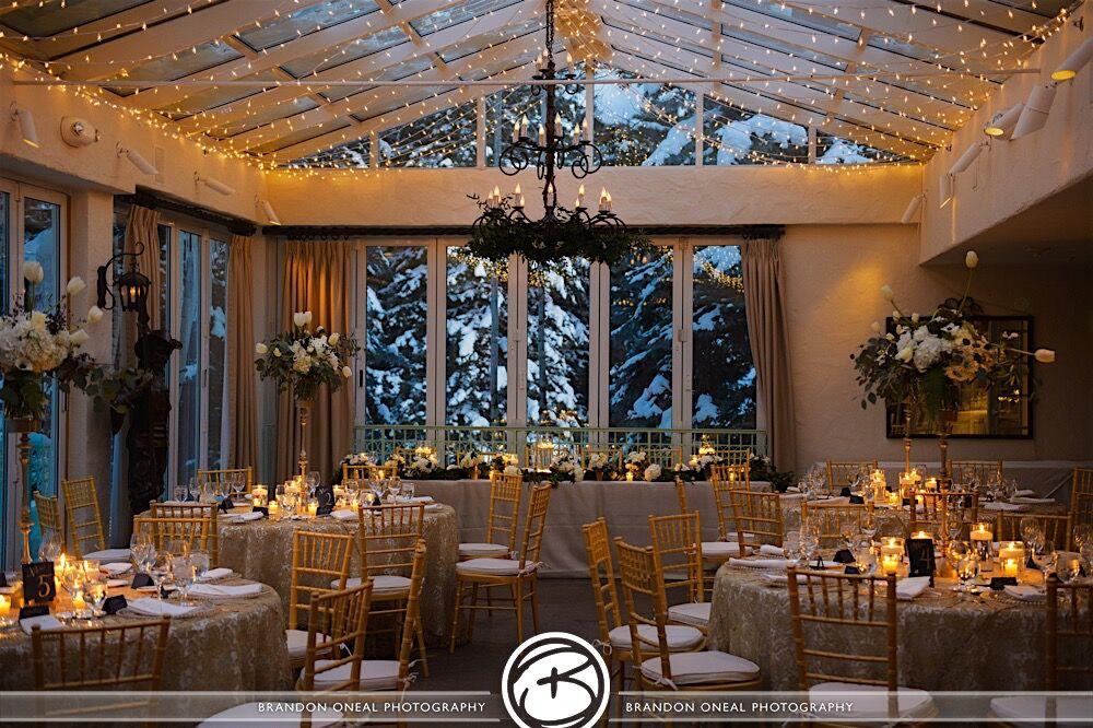 Wedding Reception Venues In Vail CO
