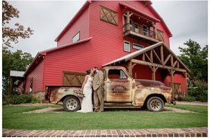 Wedding reception venues in dallas tx the knot oak knoll ranch junglespirit Images
