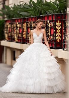 Aire Barcelona IRANZU Ball Gown Wedding Dress