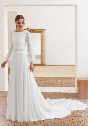 Rosa Clará Boheme AGATA A-Line Wedding Dress