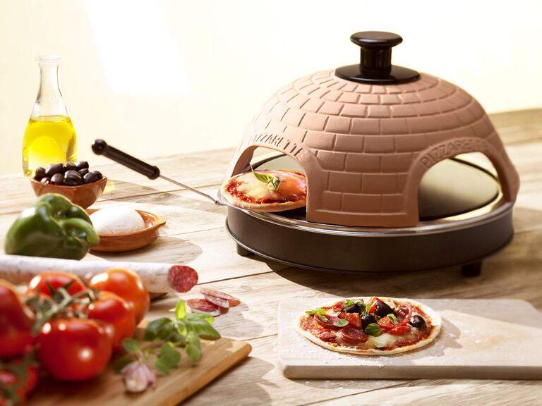 Mini pizza oven best man gift idea