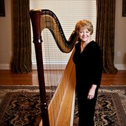 Shreveport, LA Harp | Frances Grafton- Harpist, Pianist, and Organist