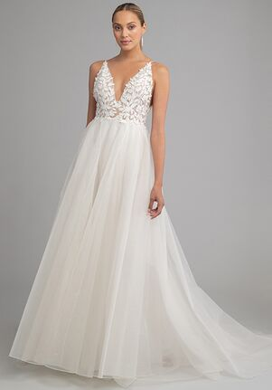 Jenny Yoo Collection McKinley A-Line Wedding Dress