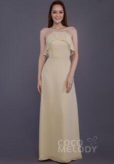 CocoMelody Bridesmaid Dresses PR3569 Square Bridesmaid Dress