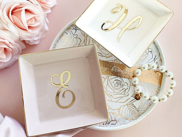 Home Decor Ring Dish Heart Trinket Dish Handmade Gift For Her Jewellery Storage Bridesmaid Gift Jewellery Dish Jewellery Dish