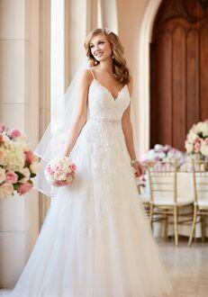 Stella York 6347 A-Line Wedding Dress