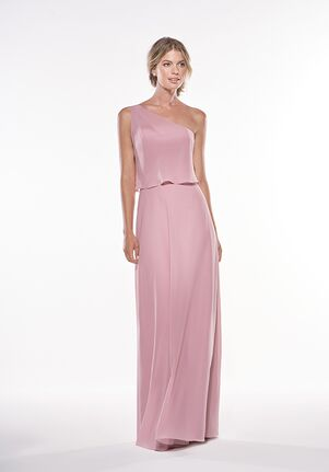 JASMINE P196002 Strapless Bridesmaid Dress