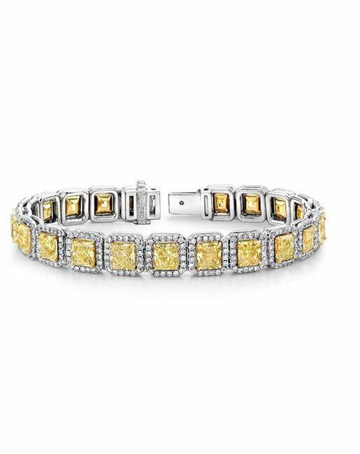 Uneek by Benjamin Javaheri LBR176 Wedding Bracelets photo