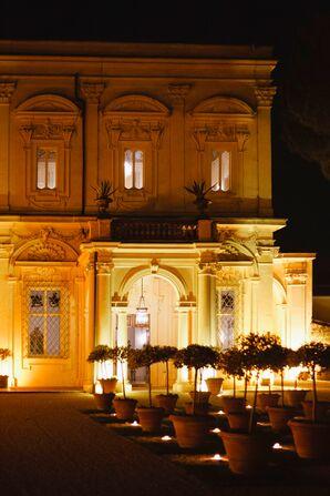 Wedding at Villa Aurelia in Rome
